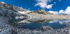 Wanderung zum Gletschersee am Klausenpass oberhalb des Urnerbodens › 2CoinsTravel Kanton, Mountains, Drinks, Nature, Travel, Food, Waterfall, Drinking, Beverages
