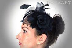Fascinator, Headpiece von DORAART auf DaWanda.com
