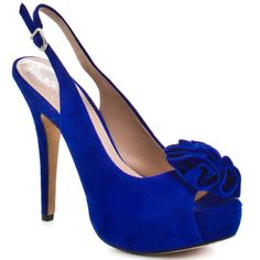 Motion - Cobalt Suede main view