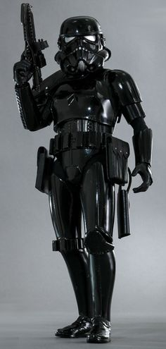 Shadow stormtrooper General information Other information The shadow stormtroopers, also known as Blackhole stormtroopers due to their association with Agent Blackhole, were specialized Imperial stormtroopers.