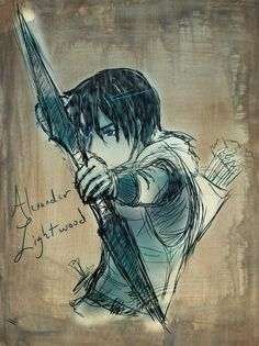 ...I fear for the one who is being aimed at (unless its a demon. GET AWAY FROM MY ALEC)