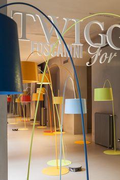#Foscarini @ Spazio Brera present #Twiggy Special Edition #VFNO #Milan #2013