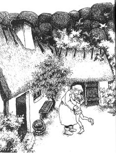 Ilon Wikland : Leeuwenhart