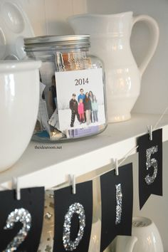 New Year's Eve Time Capsule & Printables - The Idea Room