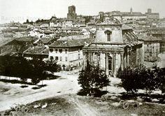 Foro Romano – Tempio Di Antonino Pio e Faustina Anno: ante 1870