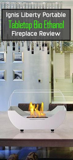This Portable Tabletop Bio Ethanol Fireplace takes on a fuller design, that closely resembles a cradle style. Anyone will fall in love with it's design. Portable Fireplace, Bioethanol Fireplace, Bathtub, Design, Log Burner, Standing Bath, Bath Tub, Bathtubs, Design Comics
