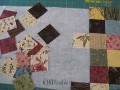 Ayer y hoy estuve trabajando en un pequeño proyecto de patchwork, el primero para mi y algo que quería hacer desde hace un buen rato. Así que aproveché y registré el paso a paso para enseñarles to…