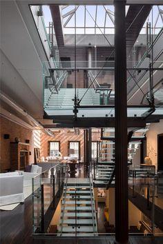 TriBeCa Loft Mansion-10-1 Kind Design...amazing design work!