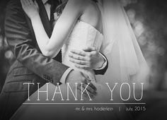 Tell everyone #thankyou! Customizable with your own text & image | CatPrint Design #476