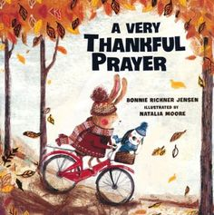 Enter to win this precious book for children. Hardback. Ends 9/29 https://mimilovesall8.blogspot.com/2017/08/very-thankful-prayer-childrens-book.html #Thanksgiving