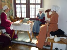 Living History at Marksburg Castle, Rhine River, Germany (Sep 2010)
