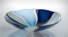 Tessera Bowl by Nicholas Kekic (Art Glass Bowl)