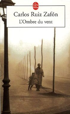 L'Ombre du vent – Carlos ruiz Zafon Good Books, Books To Read, My Books, Great Novels, Little Library, Lus, Lectures, Book Reader, Romans