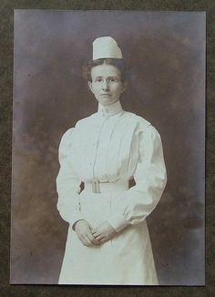 Early Nurse Photograph - Punxsutawne, Pa.