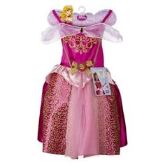 Disney Princess Sleeping Beauty Bling Ball Dress
