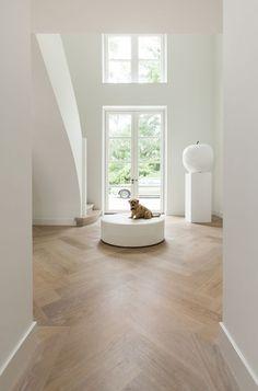 Interior Crush: Herringbone Floor | StyleMyDay