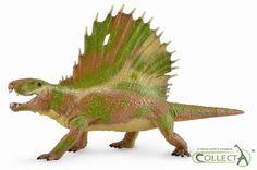 CollectA Dimetrodon model.