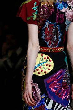 Sfilata Dolce   Gabbana Milano - Collezioni Autunno Inverno 2018-19 - Vogue  Moda Di 531ed0257dc
