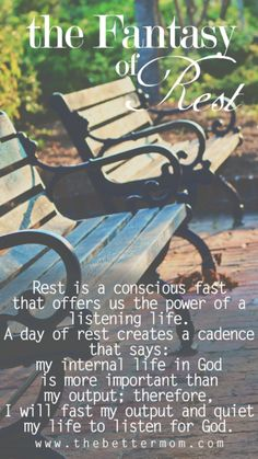 Do you take time to rest- really rest? Our longing for a moment of peace can drive our hearts to meet the noisy days in our homes with even more noise. But how do we hit pause? How do we leave the lists undone? How do we, and our children, learn to stop taking cues about our identity from what we output? There is another way, a better way, and it's waiting for you today, sweet mama.
