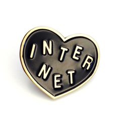 Show your support for a free and open internet by buying Tumblr's Net Neutrality Pin and putting small holes in your shirt. You'll be making a stand against internet slow lanes and look good doing ...