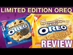 ▶ Limited Edition Oreo Review - YouTube