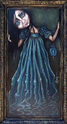 framed - angelina wrona