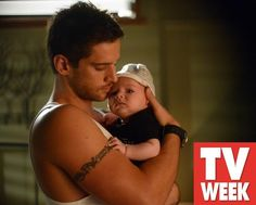 One of the Hottest Dads on TV - Heath Braxton & Harley!!!