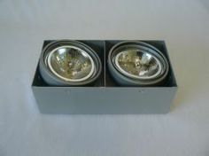 Double Swivel Downlighter – 12 Volt Length: Width: Height: Any Colour