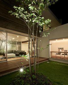 いいね!314件、コメント4件 ― 建築設計室アーキスタジオさん(@arstudio.co.jp)のInstagramアカウント: 「⿻ Ar 2013 . Photo@arstudio.co.jp . #architecturelovers #landscapedesign #modernhome #homedesign…」