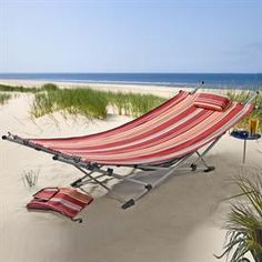 portable hammock   plus size outdoor collection   brylanehome guess i need to go to walmart i so need this portable hammock  or      rh   pinterest