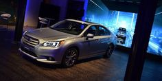 Subaru drops two significant fixtures on 2015 Legacy to get 36 mpg