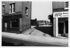 Prospect Buildings off Roe Street