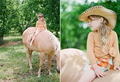 Beautiful bokeh, girl, and horse. I'd love to do this with Tecate and Makayleigh
