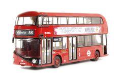 New Routemaster, New Bus, Scale Models, Victoria, Mamma Mia, Scale Model