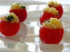 Good Taste: quinoa tomato salad bites