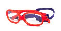 Nanovista Silicon Baby Red #kidsglasses #kidseyewear #kidsprotectiveeyewear #kidsglasses #childrensglasses #nanovista