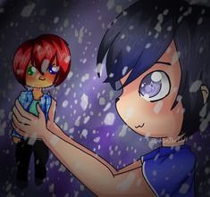 •Ein And smol Blaze aka Aphmau• XD you won't know what dis is unless ya have seen today's ep — If re - sophie.the.wolf Aphmau Ein, Youtube Minecraft, Aphmau Fan Art, Pictures To Draw, Youtubers, Random Stuff, Wolf, Fanart, Childhood