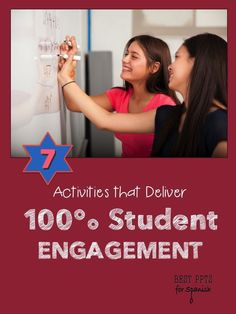 Here are seven hands-on activities that guarantee student engagement and that students enjoy. We all learn better when we're having fun.