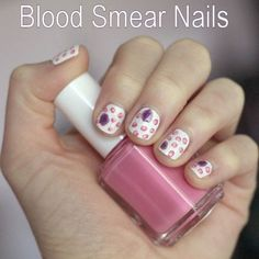 Medical Laboratory and Biomedical Science: Blood Smear Nails #Humor