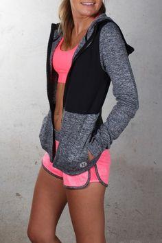 Hurley - Paneled Bandit Fleece Black $89.99 Shop Via ll http://www.jeanjail.com.au/ladies/hurley-paneled-bandit-fleece-black.html