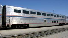 Amtrak Auto Train.  Deluxe sleeper car #34022.