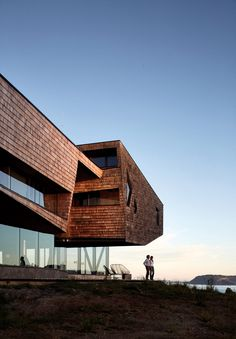 Mobil Arquitectos designs Tierra Chiloe hotel for exposed Chilean island