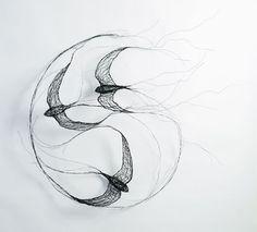 Воздушные птицы: tanjand
