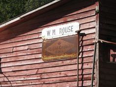Rouse's Store Tennessee Valley Authority, Sweet Home, History, Places, Historia, House Beautiful, Lugares