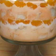 ~~Dreamsicle Trifle~~