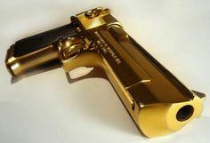 Guns Gold - Armas de ouro