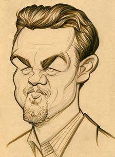 Leonardo DiCaprio by Zack Wallenfang