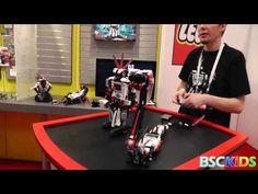 LEGO Mindstorms EV3 Demo - YouTube