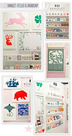 National Stationary Show Highlights by decor8, via Flickr