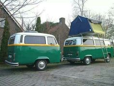 Camping the VW way!